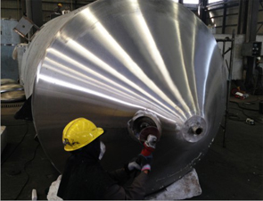 Weld Processing