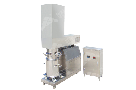 high viscosity mixer