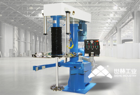 Hydraulic High-speed Disperser with Lifting Cover picture