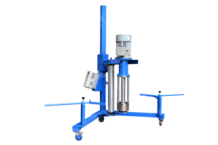 Basket Mill (Pneumatic Lifting)