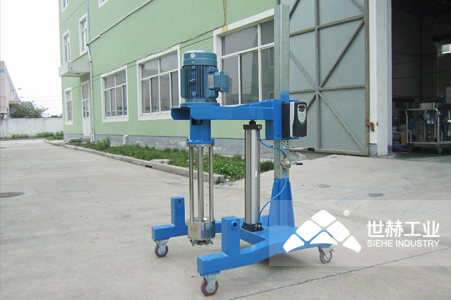 Basket Mill (Pneumatic Lifting) typical case