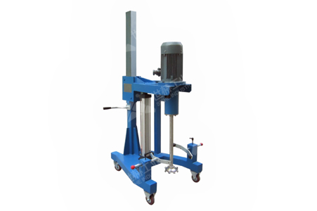High-speed Disperser (Pneumatic Lifting)