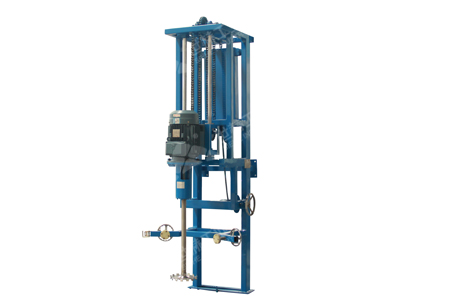 Wall Mounted High-speed Disperser typical case