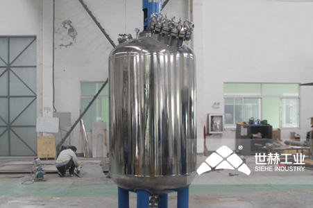 Pressure Vessel typical case