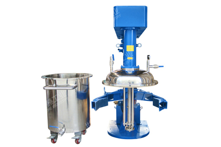 High-shear Emulsifier(Hydraulic Lifting) typical case