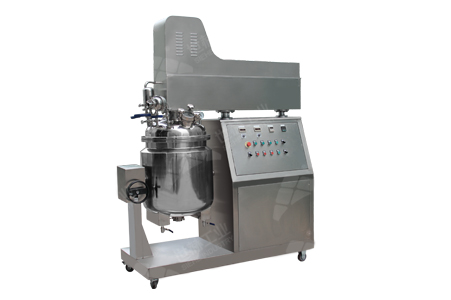 High-Shear Emulsifier (Vacuum type)