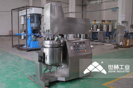 High-Shear Emulsifier (Vacuum type) typical case