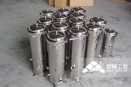 Filter element type filter typical case