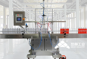Multi-heads Linear Automatic Liquid Filling Machine (Volume Type) picture