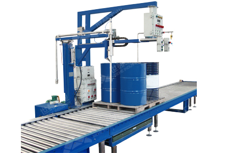 Automatic Filling Machine (Big Drum)