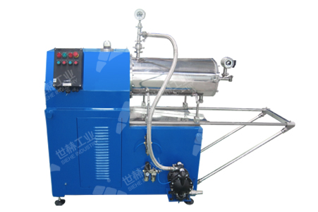 color paste beads mill