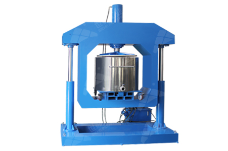 Extrusion Machine working principle