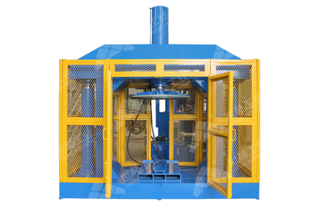 Extrusion Machine typical case