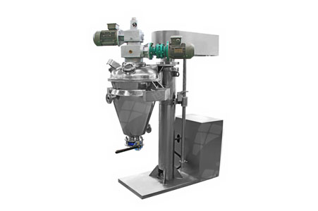 liquid powder mixing machine