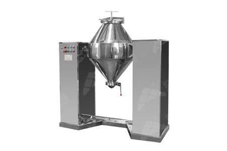 Double Cone Mixer typical case