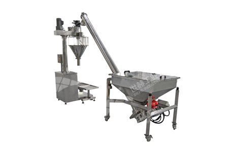 Vertical Screw Packing Machine typical case