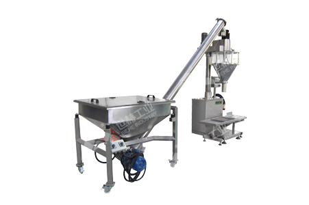 Vertical Screw Packing Machine