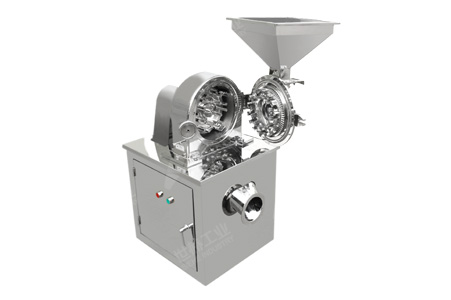 All-round Grinder working principle