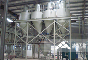 Powder Bin Supporting Equipment picture