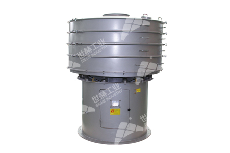Rotary Vibration Sieve typical case