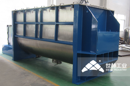 Stone Paint Complete Production Line working principle