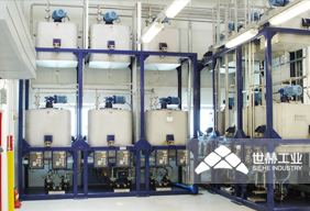 Liquid Storage and Automatic Batching System picture