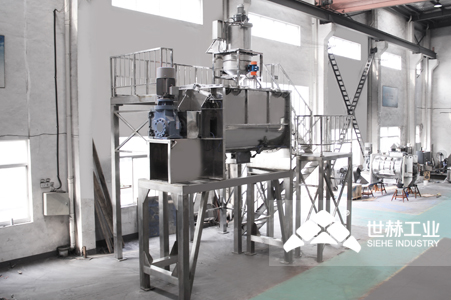 Food and Food additive Production Line typical case