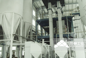 Dry-mixed Mortar Production Line picture