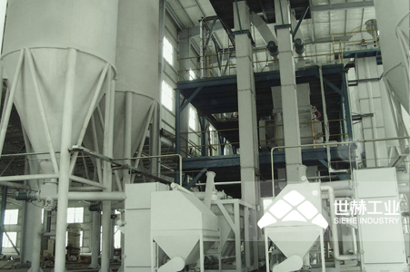 Dry-mixed Mortar Production Line