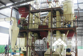 Pesticide&Fertilizer Complete Production Line picture