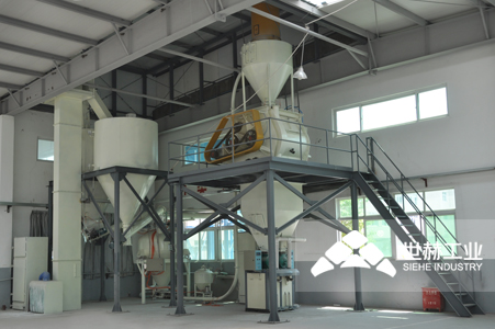 Putty Powder Complete Production Line