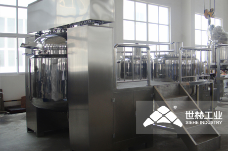 high shear emulsifier